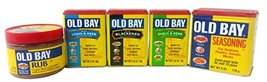 Old Bay Variety 5 Pack - $69.95