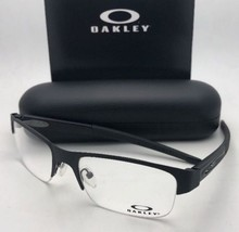 New OAKLEY Eyeglasses CROSSLINK 0.5 OX3226-0455 55-19 Powder Coal Semi R... - $249.95