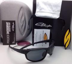 Smith Optics Overdrive Ovppgybk Negro W/ Polarizadas Gris, Encendedor y Claro