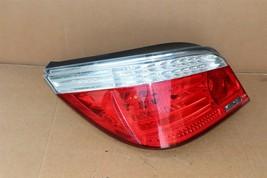 08-10 Bmw E60 LCI Sedan 525i 530i 545i Taillight Tail Light Lamp Driver Left LH image 2