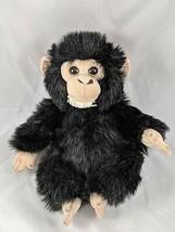 "Aurora Miyoni Tots Baby Chimp Chimpanzee Plush 10"" Stuffed Animal toy - $12.95"
