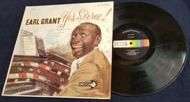 Earl Grant - Yes Sirree!! - Vinyl Music Record - DL 74405 - Decca Records - £3.78 GBP