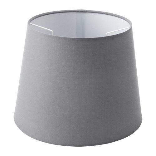 "IKEA JÄRA Lamp Shade Grey 17"",  803.283.67 - NEW"