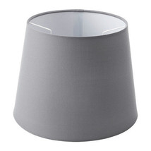 "IKEA JÄRA Lamp Shade Grey 17"",  803.283.67 - NEW - $45.53"