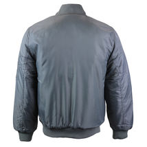 Men's Premium Multi Pocket Water Resistant Padded Zip Up Flight Bomber Jacket image 14