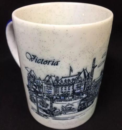 Primary image for Vintage Victoria BC Canada Souvenir Collector Mug