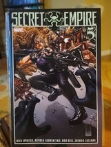 Secret Empire #5 Marvel Comics 2017 VF/NM. Comic Book. - $5.99