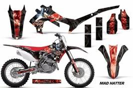 Dirt Bike Graphics Kit Decal Sticker Wrap For Honda CRF450R 2013-2016 HA... - $179.35