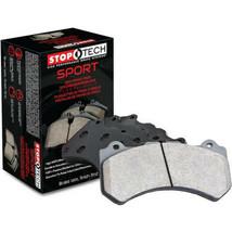 NEW-Fits-Subaru Scion Toyota StopTech Sport Disc Brake Pad Set-Front 309... - $70.00