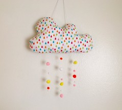 Soft rain wall decor - $38.00