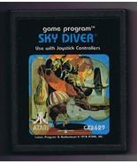ORIGINAL Vintage TESTED 1978 Atari 2600 Sky Diver Game Cartridge - $13.99
