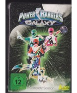 POWER RANGERS LOST GALAXY SEASON VII 7 (5 DVD) REGION 2 GERMAN DEUTSCH NEW - $35.63
