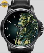 King Tut Tutankhamun Egyptian Pharoah Beautiful Collectable Watch Uk Seller - $54.99