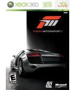 Forza Motorsport 3 - Xbox 360 [Xbox 360] - $7.54