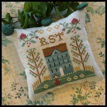 RST - #7 Little House ABC Samplers cross stitch chart Little House Needlework - $5.40