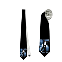 NECKTIE MICHAEL JACKSON AMERICAN SINGER THE KING OF POP MUSIC HIGHEST QU... - $21.00