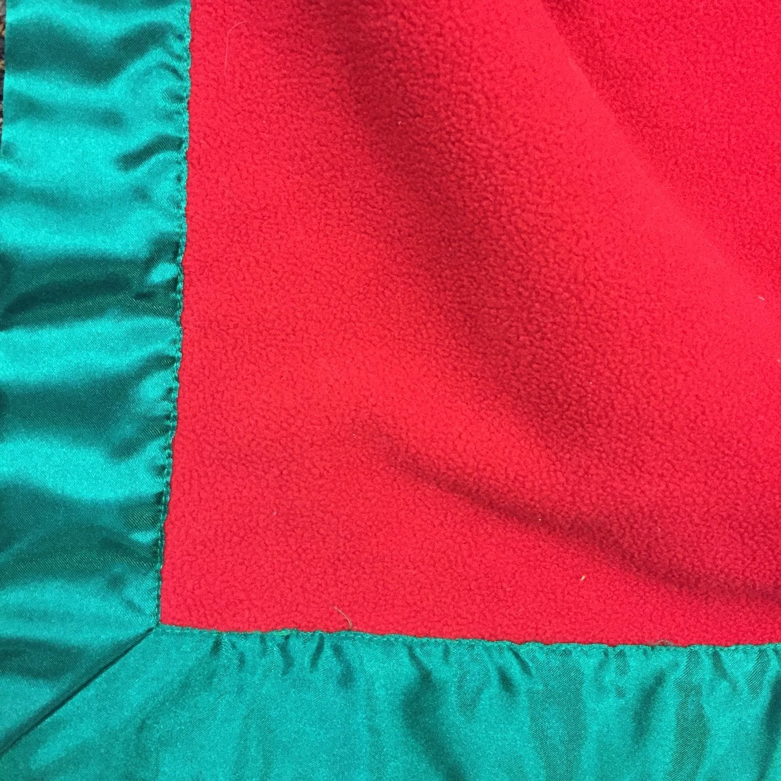 a29208bf6 Koala Baby - Christmas Santa Blanket - Red Fleece & Satin Trim Security  Lovey