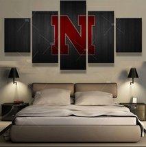 5Pcs HD Printed Nebraska Cornhuskers Sport Team... - $47.99 - $199.99
