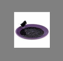 NWT Disney Parks Haunted Mansion Madame Leota Raven Ring Trinket Dish Plate - $24.74