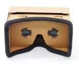 DIY Google Cardboard Virtual Reality VR Mobile Phone 3D Viewing Glasses For 4.7i