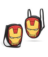 Marvel Iron Man Convertible Backpack & Shoulder... - $23.36