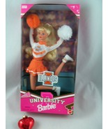 University of Illinois Barbie Cheerleader Special Edition-1997,Mattel# 1... - $21.77