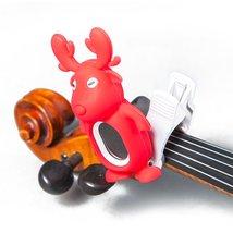 SWIFF Digital Chromatic Guitar Bass Violin Ukulele Carton Tuner w Batter... - $18.80