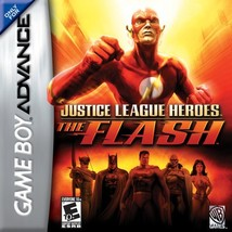 Justice League Heroes: The Flash [Game Boy Advance] - $69.29