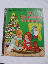 Little Golden Book: My Christmas Treasury #455-1 Vintage 1979 Children's... - $6.92