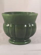 Mid Century Vintage Retro 1960's Haeger Pottery #667 Avocado Green Plant... - $14.64