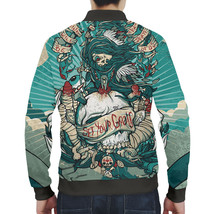 """Fashion Mens Full Printed 3D Bomber Jacket All Sizes XS - 5XL """"Hipster"""" - $59.95"""