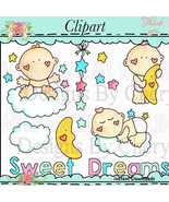 Cloud Babies Clip Art - $1.25