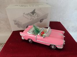 "DEPT.56 ""Christmas Cadillac"" The Original Snow Village Accessory (#1715) - $13.99"