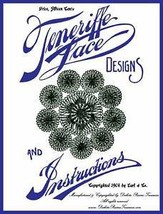 Teneriffe Book Mexican Sol Lace Design Instructions1904 - $12.99