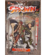 1998 McFarlane Toys Re-Animated Spawn Figure New In The Package - $23.99