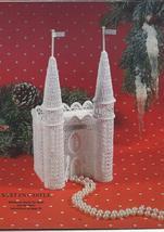 RARE~ HTF~Victorian Gingerbread Village Thread Crochet Patte - $24.99
