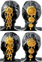 Head Jewelry Hair Clip Beautiful Indian Designs... - $14.99