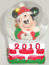 Disney Mickey Mouse Mini Snowglobe Penney Christmas Black Friday Giveaway 2010 - $29.65