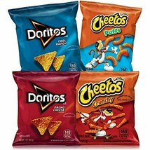 Frito-Lay Doritos & Cheetos Mix (40 Count) Variety Pack BRAND NEW EXPEDI... - $21.77