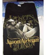 Jason Aldean 2009 2010 Tour Size Med T-Shirt - $35.00