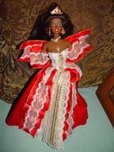 1997 Happy Holidays Barbie Doll 10th Anniversar... - $14.00