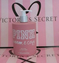 Victoria's Secret PINK Warm & Cozy Body Lotion 500 ml/16.9 fl. oz.New - $68.81