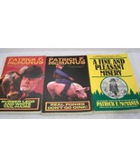 Patrick McManus Lot 3 Books Rubber Legs White T... - $25.69