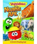 NOAH'S ARK by Veggie Tales - $20.95