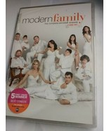 Modern Family: The Complete Second Season (DVD, 2011, 3-Disc Set) Brand New - $1.79