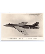 Hawker Hunter F MK 1 Valentines RP Fighter Jet Military Aircraft Series ... - $6.69