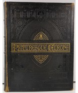 Picturesque Europe Vol I The British Isles Bayard Taylor  - $125.00