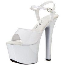 ELLIE Shoes Exotic Dance High Heel Platform San... - $46.95