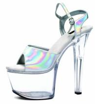 """ELLIE Shoes High Heels 7"""" Platform Exotic Dance... - $52.95"""
