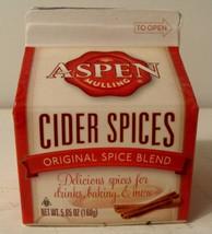 1 Aspen Mulling Cider Spices Original Blend Tea Brandy Baking 5.65 oz